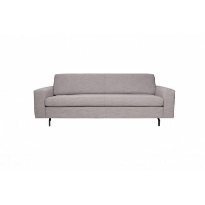 Jean sofa 2,5-seater grey