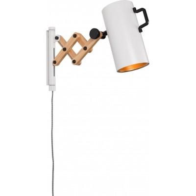 Wall lamp flex white