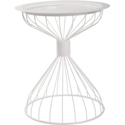 Side table Kelly Tray White