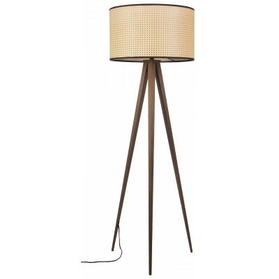 Tripod Webbing floor lamp