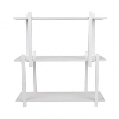 Build Shelf Cabinet 3 planken