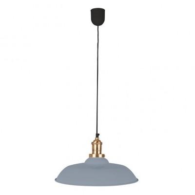 Core pendant lamp blue grey