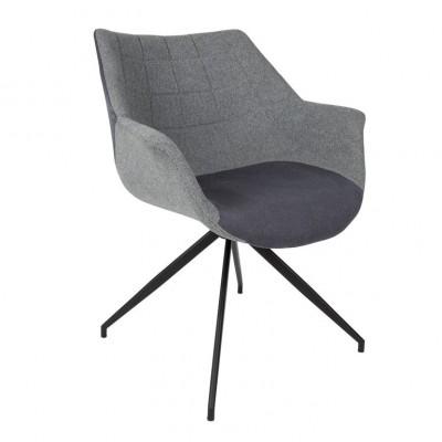 Armchair Doulton grey (set van 2)