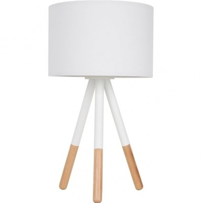 Highland table lamp white