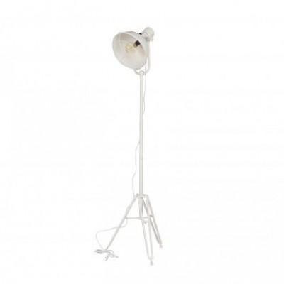 Spotlight staande vloerlamp wit
