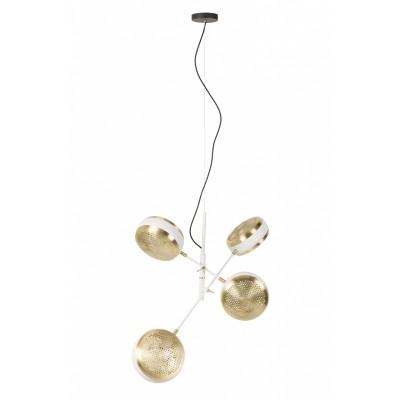 Gringo pendant lamp multi white