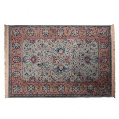 Bid carpet oud groen 170 x 240 cm