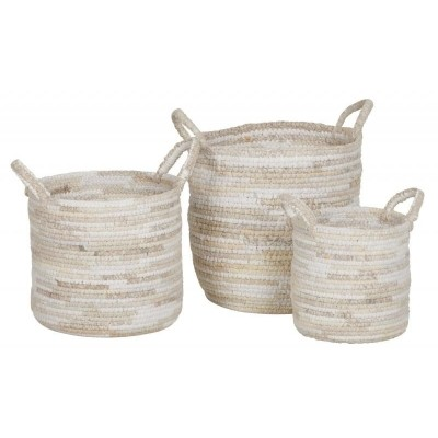 Basket butterfly - set of 3
