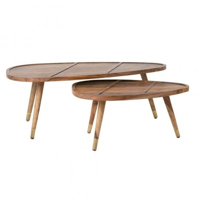 Sham coffee table set van 2