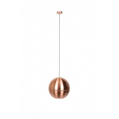 Retro '70 hanglamp copper