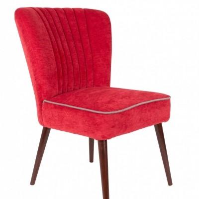 Smoker chair rood (set van 2)