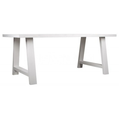 Table Framed 200 x 90 white