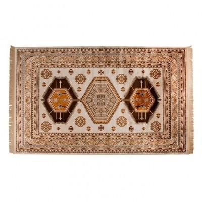 Jar carpet goud bruin 200 x 300 cm