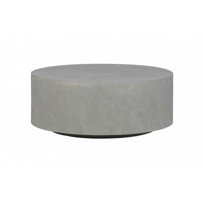 Dean salontafel large betonlook grijs 32xø80