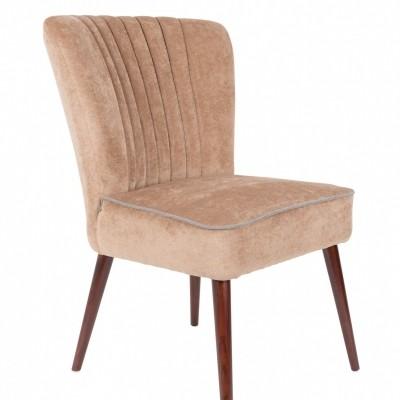 Smoker chair beige - set van 2
