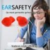 Afbeelding van Earsafety Zero - Studieoordoppen op maat