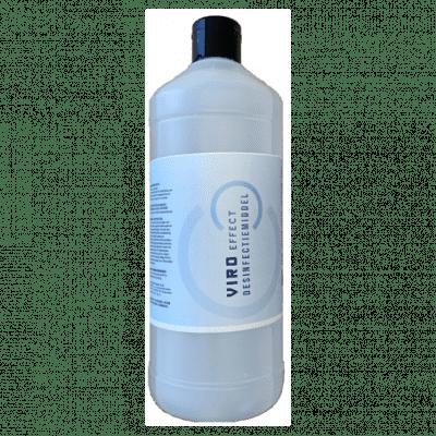 Foto van handdesinfectievloeistof 1 liter virusdodend