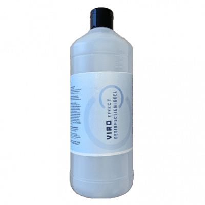 handdesinfectievloeistof 1 liter virusdodend