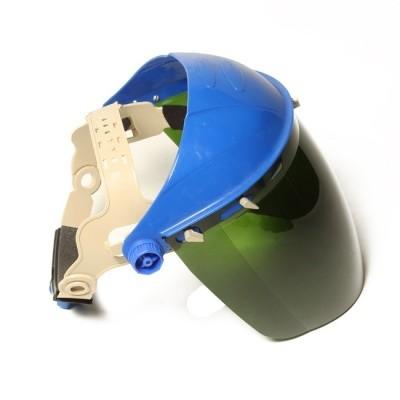 Foto van Weldsafe gelaatschermhouder compleet met Bullet kleur 3 gelaatsscherm.