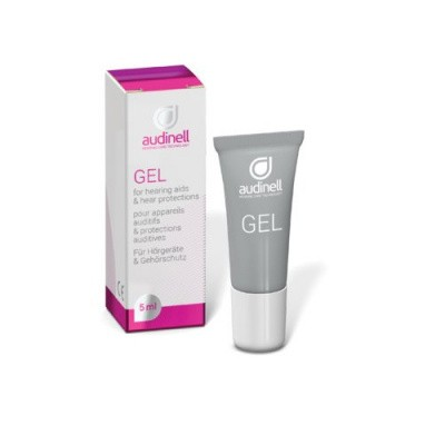 Foto van Audinell earcare gel (5ml)