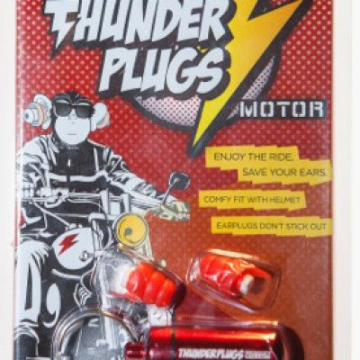 Foto van Thunderplugs Motor oordoppen