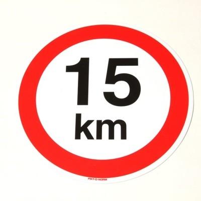 Foto van Verkeersbord Maximum snelheid 50 km