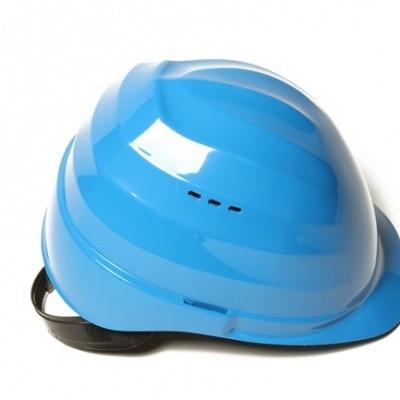 Foto van Veiligheidshelm LAS HEAD Protection blauw