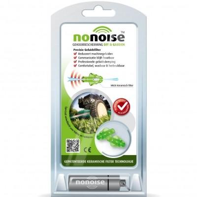 Foto van NoNoise DIY & Garden oordoppen