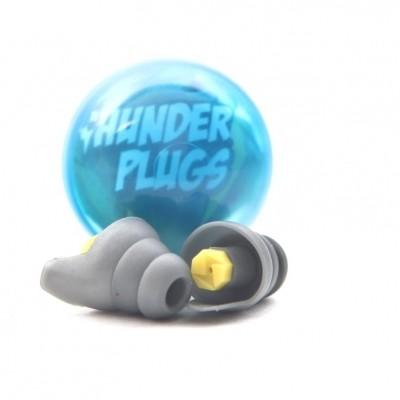 Thunderplugs in capsule