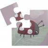 Afbeelding van Little Dutch Puzzel Gans 4-in-1