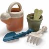 Afbeelding van Dantoy BIOplastic Tuinierset - 7 delig in luxe giftbox