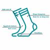 Afbeelding van Sock My Feet My Road to Success Sokken