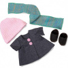 Afbeelding van Rubens Barn Winterkleding Set voor Cutie Poppen