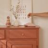 Afbeelding van Little Dutch Houten Tuimelstapelaar Flowers Roze