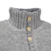 Afbeelding van Pure Wool Herentrui MNL-1701 Ecru