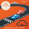 Afbeelding van Waytoplay Grand Prix - Flexibele Wegdelen Set 24 delig