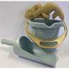 Afbeelding van Dantoy BIOplastic Emmerset 3 delig (Emmer - Grutterschep - Zandfiguur)