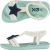 Afbeelding van XQ Kinder Sandaal Star - Mintgroen/Blauw