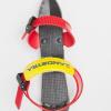 Afbeelding van Zandstra Easy Glider- Kinderschaats voor beginners Zwart/Rood