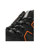 Afbeelding van Grisport Veters Zwart-Wit 120 cm per paar