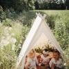 Afbeelding van Kinderfeets Speeltent Naturel