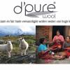 Afbeelding van Pure Wool Heren Vest Gevoerd WJK-1314 Gebroken wit
