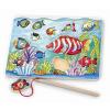 Afbeelding van Viga Toys Magneetpuzzel Vissen met Hengel