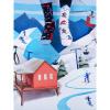 Afbeelding van Many Mornings Alpine Ski Mismatched Unisex Sokken