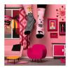 Afbeelding van Many Mornings Barbie Mismatched Unisex Sokken