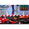 Afbeelding van Many Mornings Formula Racing Mismatched Unisex Sokken