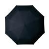 Afbeelding van Impliva 2 delige Opvouwbare Paraplu GF512 Zwart