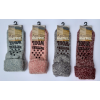 Afbeelding van Apollo Natural Wool Fashion Dames Huissokken Antislip - Antiek Roze