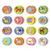 Afbeelding van Viga Toys Memory Boerderijdieren Hout - 32 delig