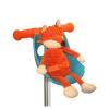 Afbeelding van Micro Scootaseatz Kinderzitje Aqua voor Knuffel of Pop